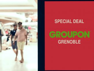 deal Groupon grenoble