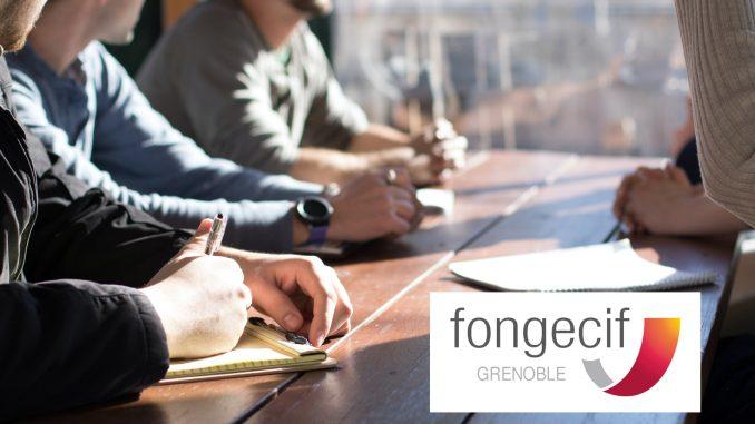 Formation Fongecif Grenoble