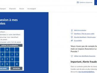 connexion espace client la banque postale www.labanquepostale.fr